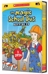 Hurry and enter to win a Magic School Bus DVD collection!