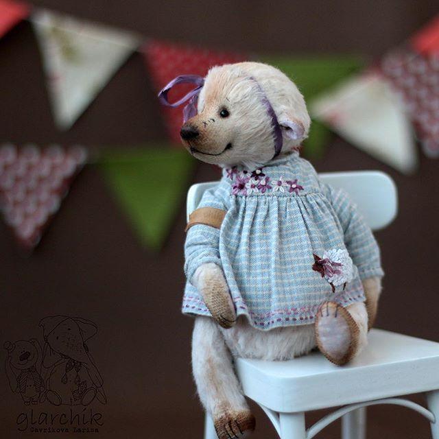 Teddy bear gourgeousness...