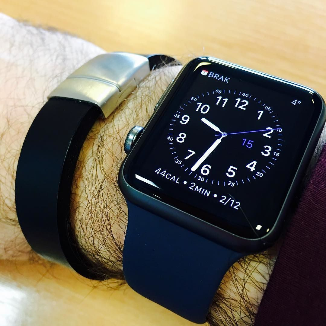 Applewatch Applewatchsport Spacegray With Midnight Blue Sport Band Apple Watch 2 Series 1 38mm Gold Aluminium By Soponczewski