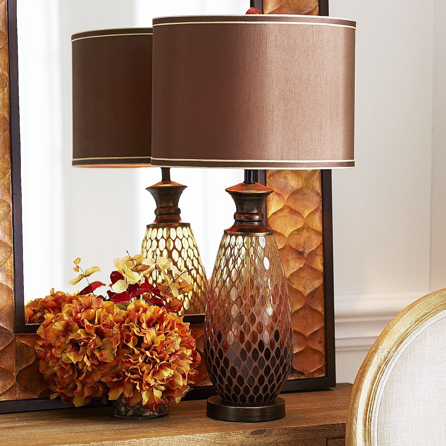 Explore Glass Table Lamps, Pier 1 Imports, And More!