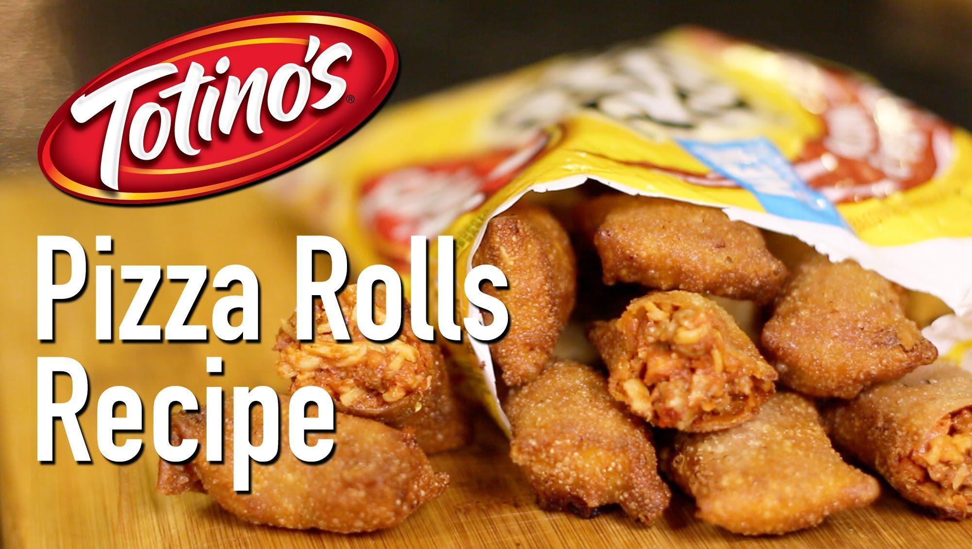 if you haven't had a totino's pizza roll you're missing