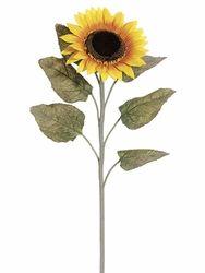 Set Of 12 40 Giant Silk Sunflower Sprays Silk Sunflowers Silk Flowers Giant Sunflower Sunflower