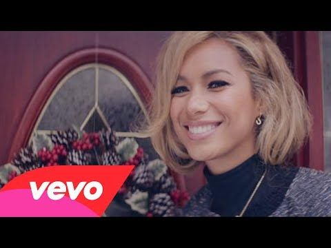 Leona Lewis Gets Us In The Holiday Spirit With Her New Christmas