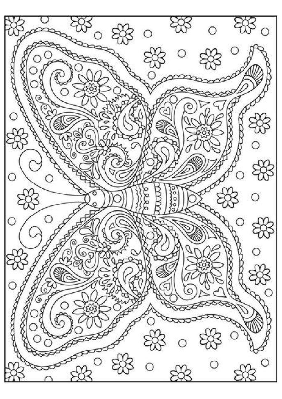 antistress-1.pdf — Просмотр документов Más   Adult Coloring Pages ...