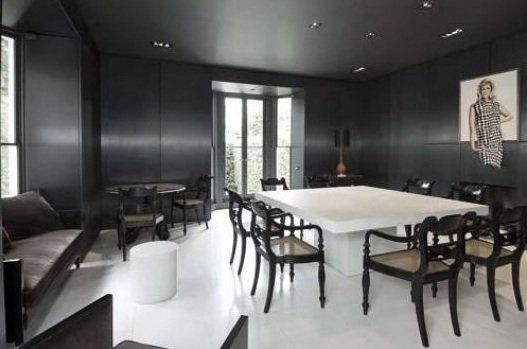 Tom Ford Sells His Home In London Tom Ford Interior London House Home