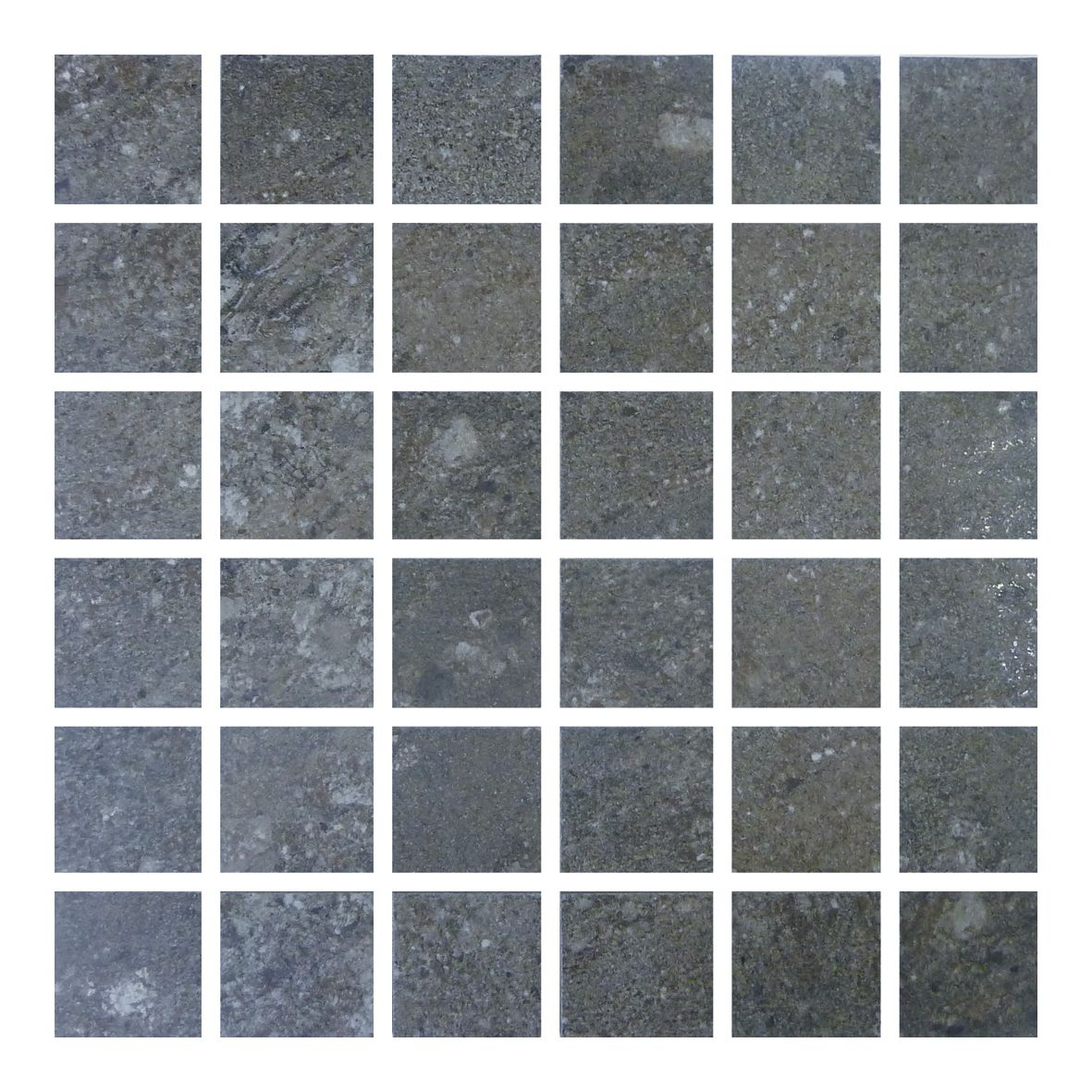 gemini hillock dark grey mosaic bathroom, kitchen, wetroom, living