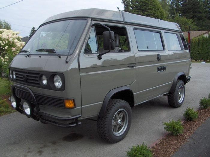 Image Result For Vanagon Syncro Dash