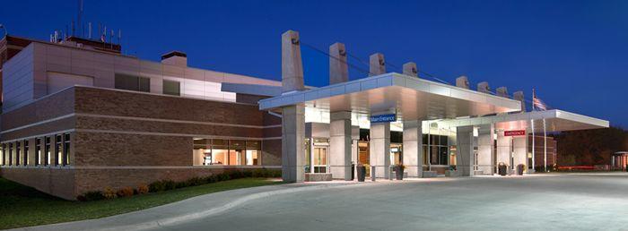 Broadlawns Medical Center Des Moines Ia Healthcare Buildings