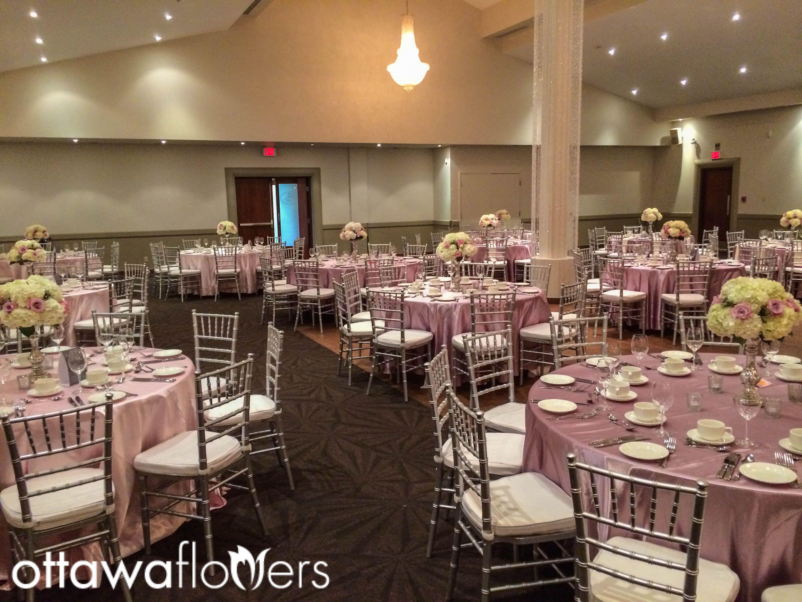 Ottawa Flowers Wedding Decor Reception Jewellery