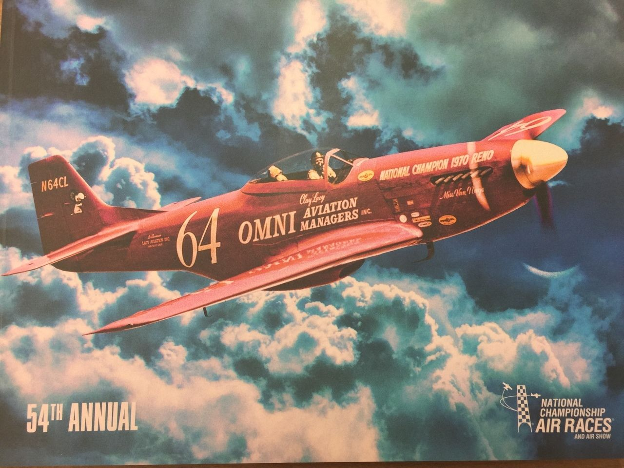 2017 Reno Air Race Official Program in 2020 Air race