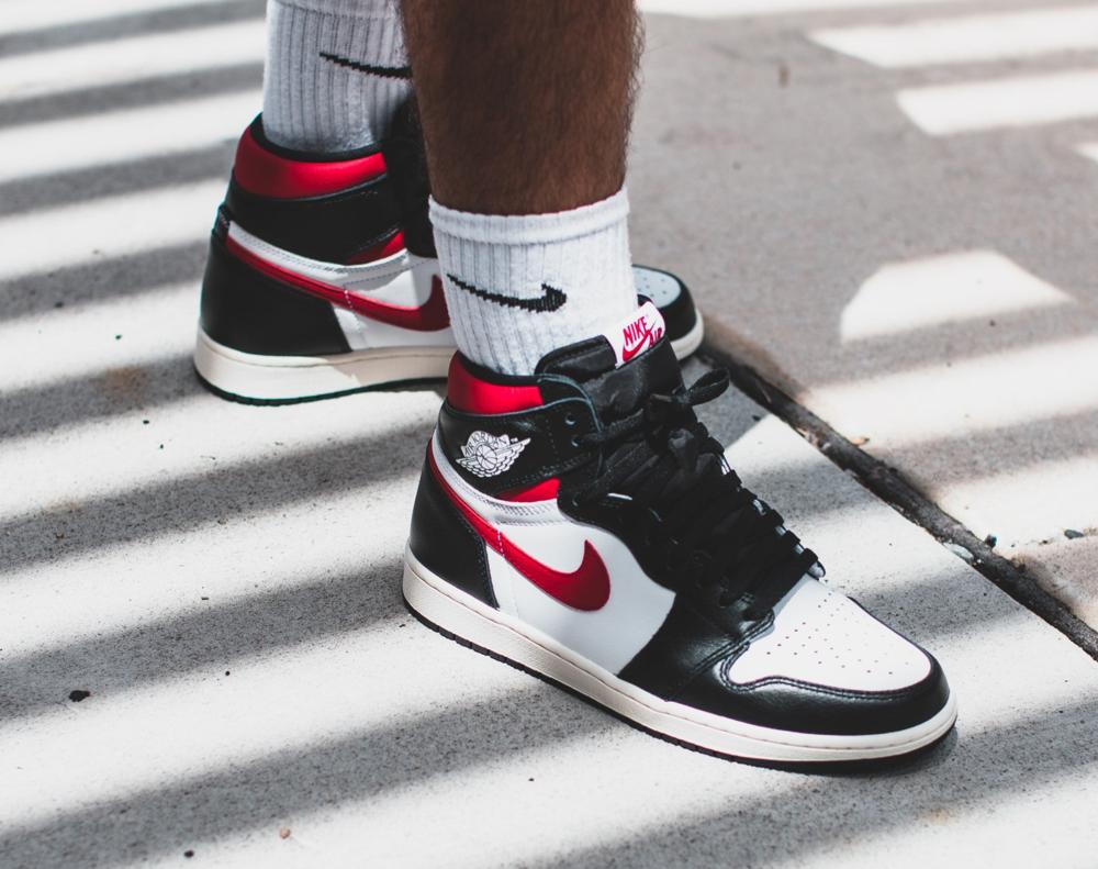 Nike Jordan Air 1 Retro High Og In Schwarz 555088 061 Air Jordans Sneakers Men Fashion Jordans