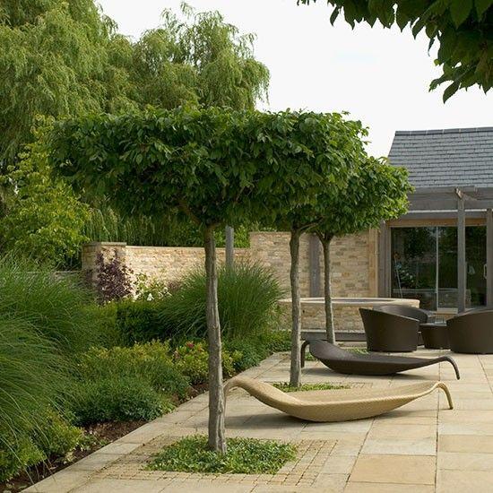 Garden Planted For Sound Contemporary Garden Ideas Garden