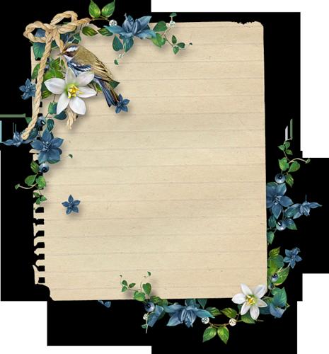 Sfondi floreali, Cornice di fiori, Cornici