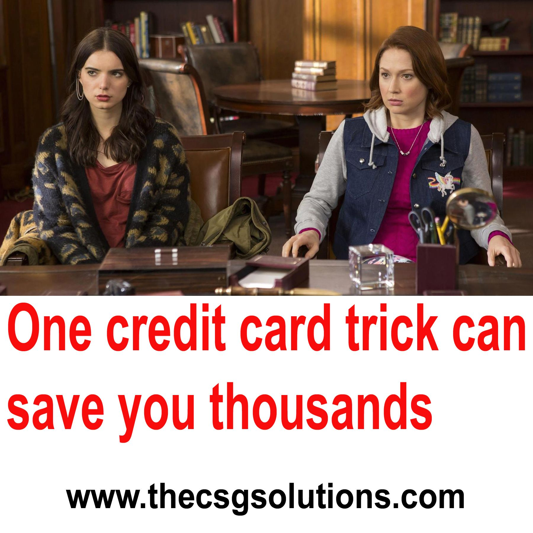 Are you having troubles with your debts one credit card