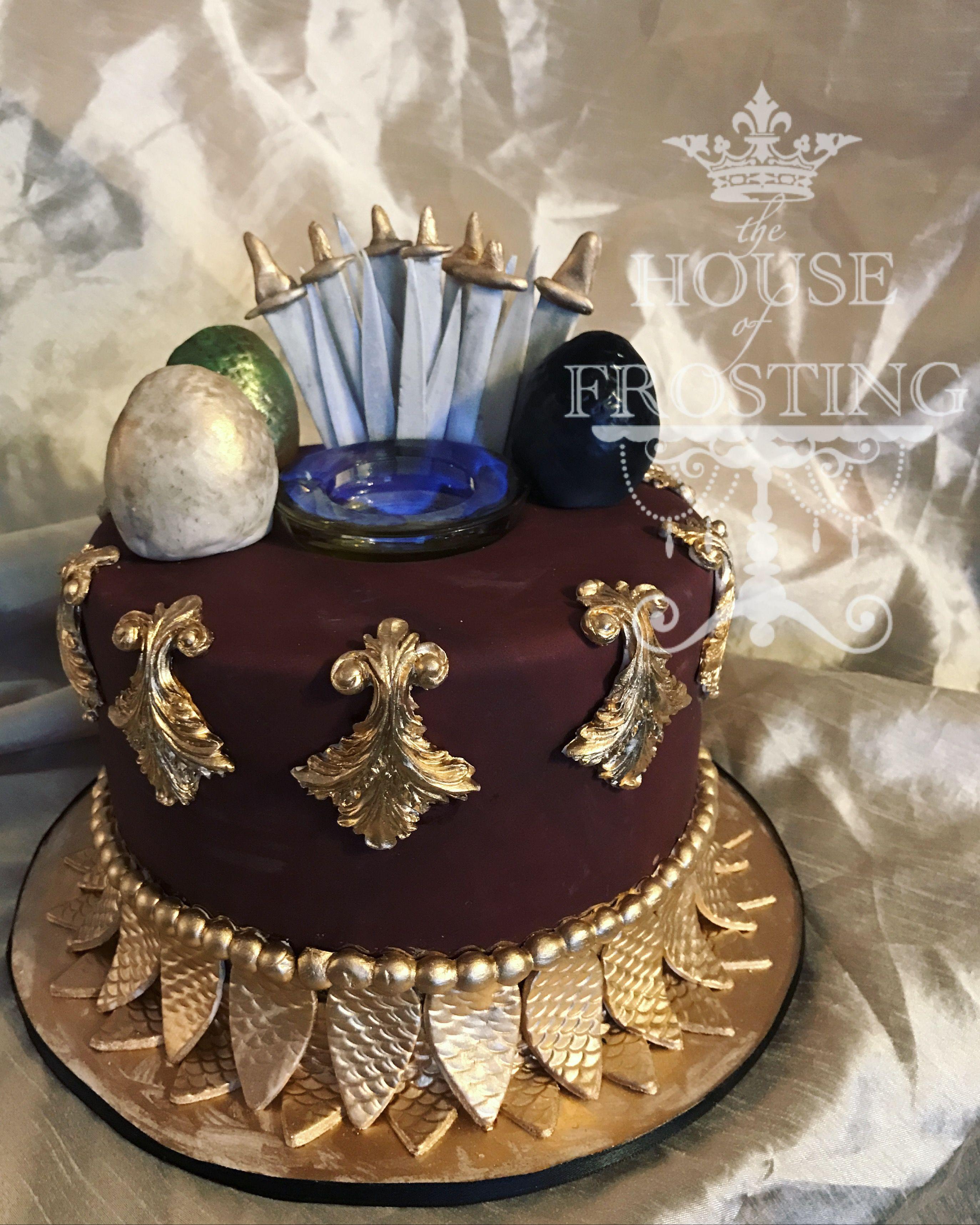 Game Of Thrones Birthday Cake Cakes Pinterest Birthday Cakes