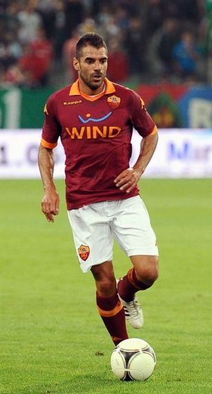 Bio Stats News As Roma Football Soccer Football