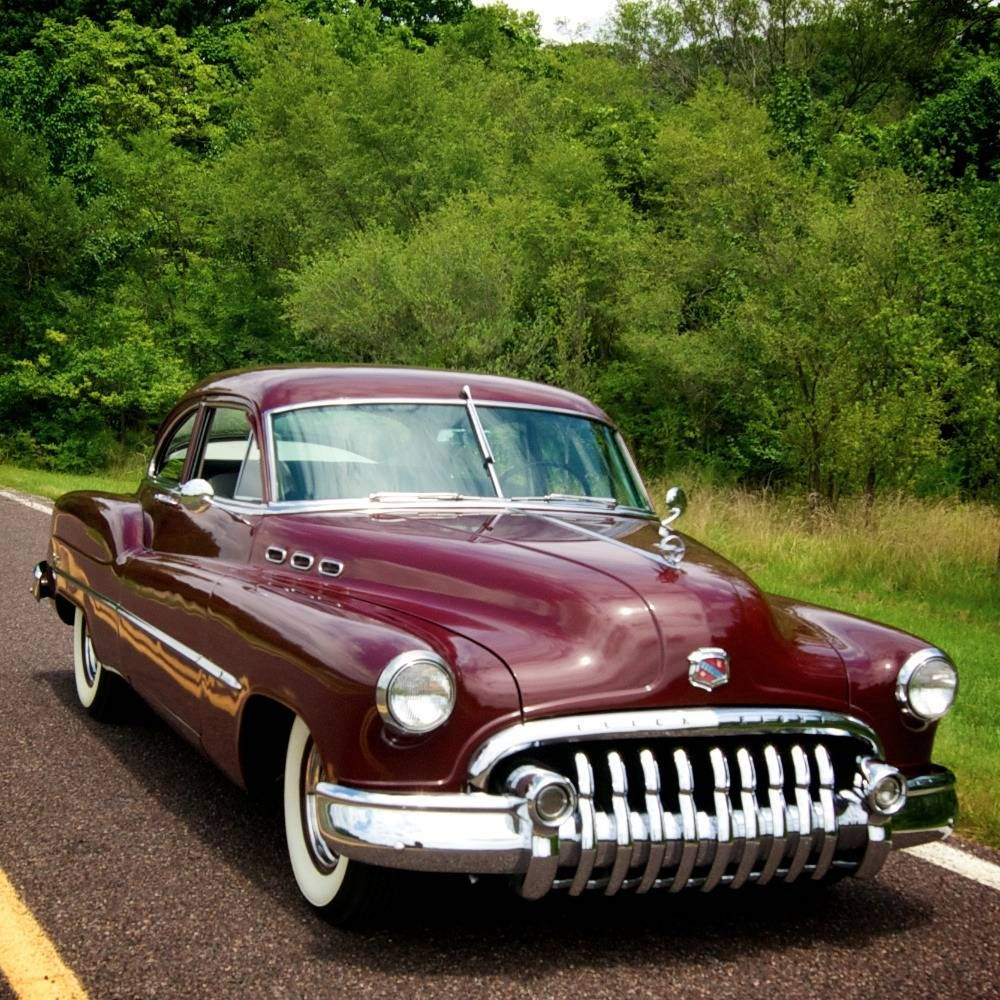 1950 Buick Special Sedanet Maintenance/restoration of old ...