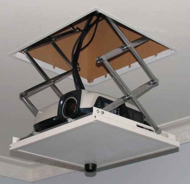 Drop Down Projector Mounts Projector Mounts Diy Projector