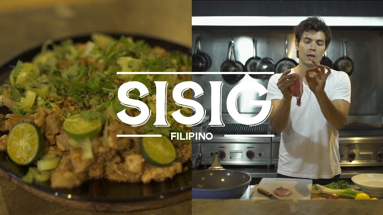 Healthier Chicken and Pork Sisig Recipe