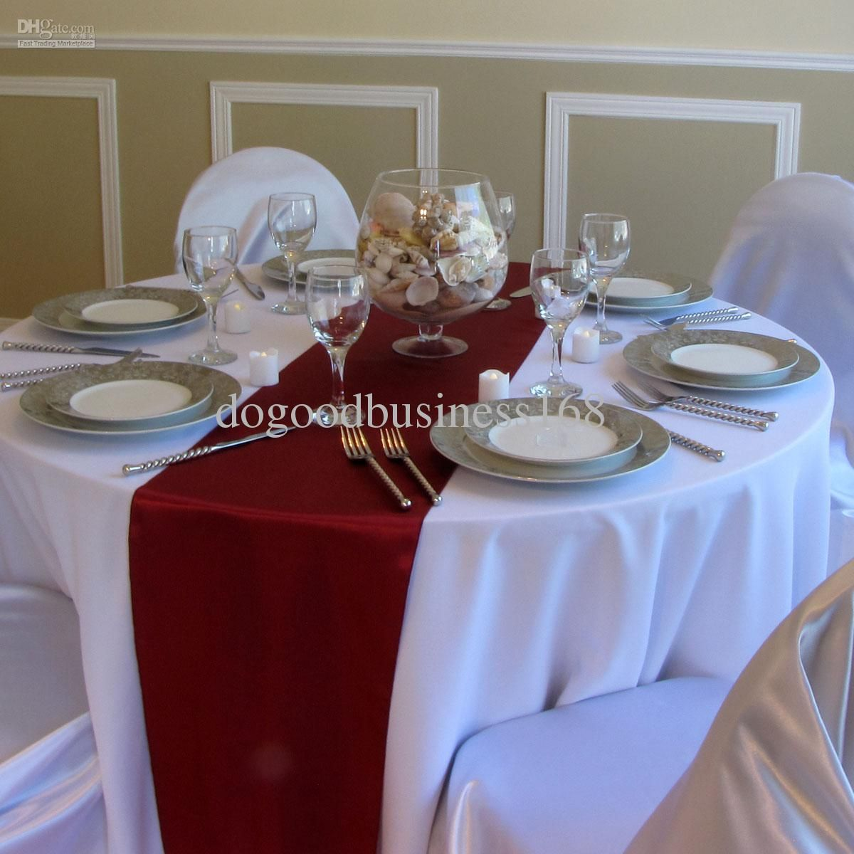 25pcs burgundy satin table runners for weddingbanquets banquet wholesale table runner buy burgundy satin table runners for weddingbanquets 217 junglespirit Images