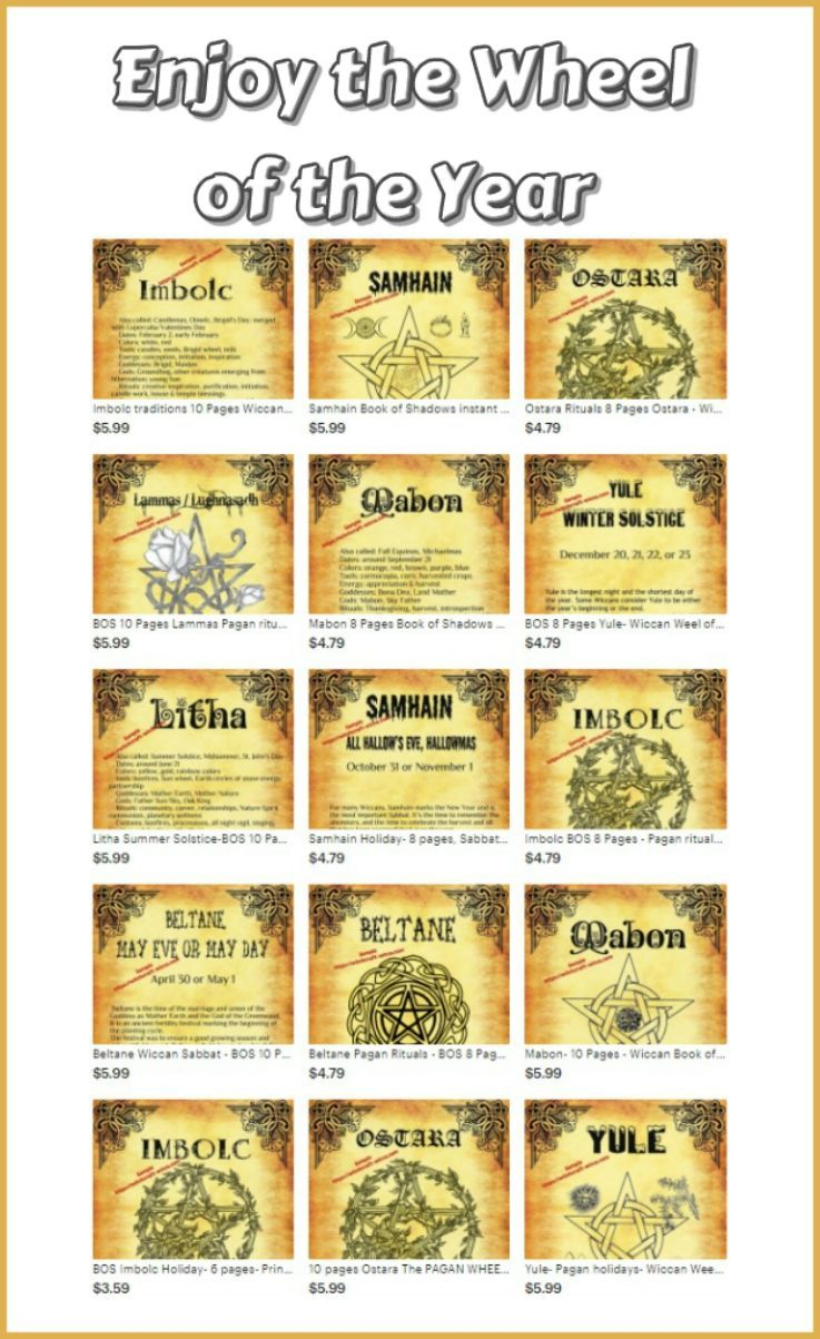 8 Pages For Your Book Of Shadows With Information About Ostara Traditions Litha Traditions Celebrating Mabon Wiccan Book Of Shadows Book Of Shadow Wiccan