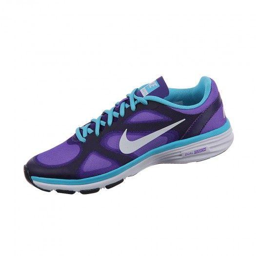 online store b2774 d817c El calzado Dual Fusion TR de Nike para mujer presenta un diseño muy  estilizado y cómodo