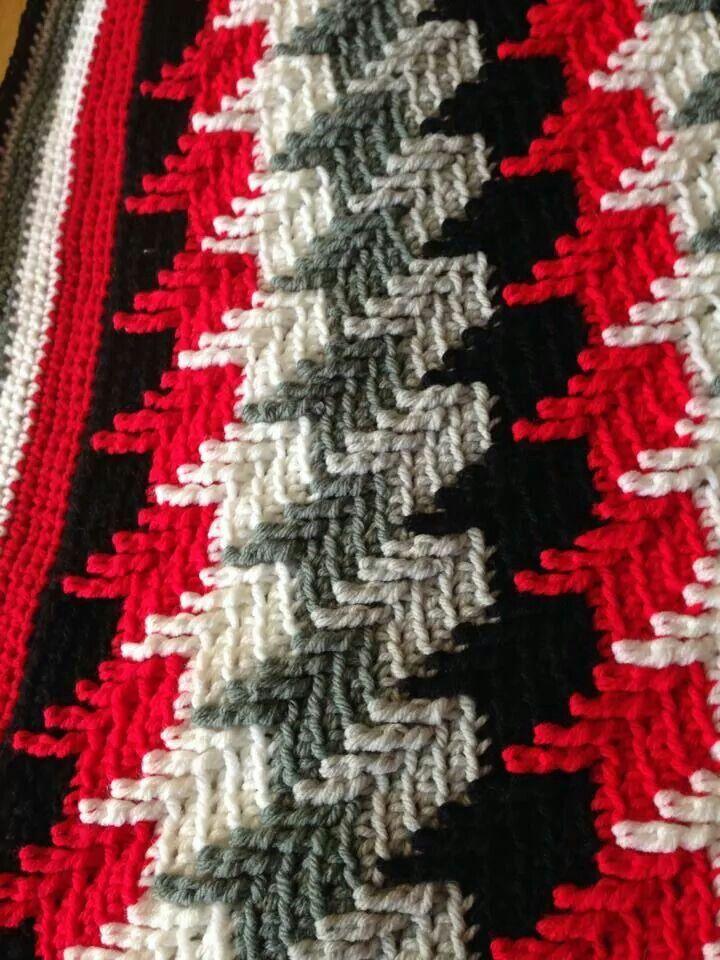 Apache tears | crochet | Pinterest | Square, Decken und Kissen