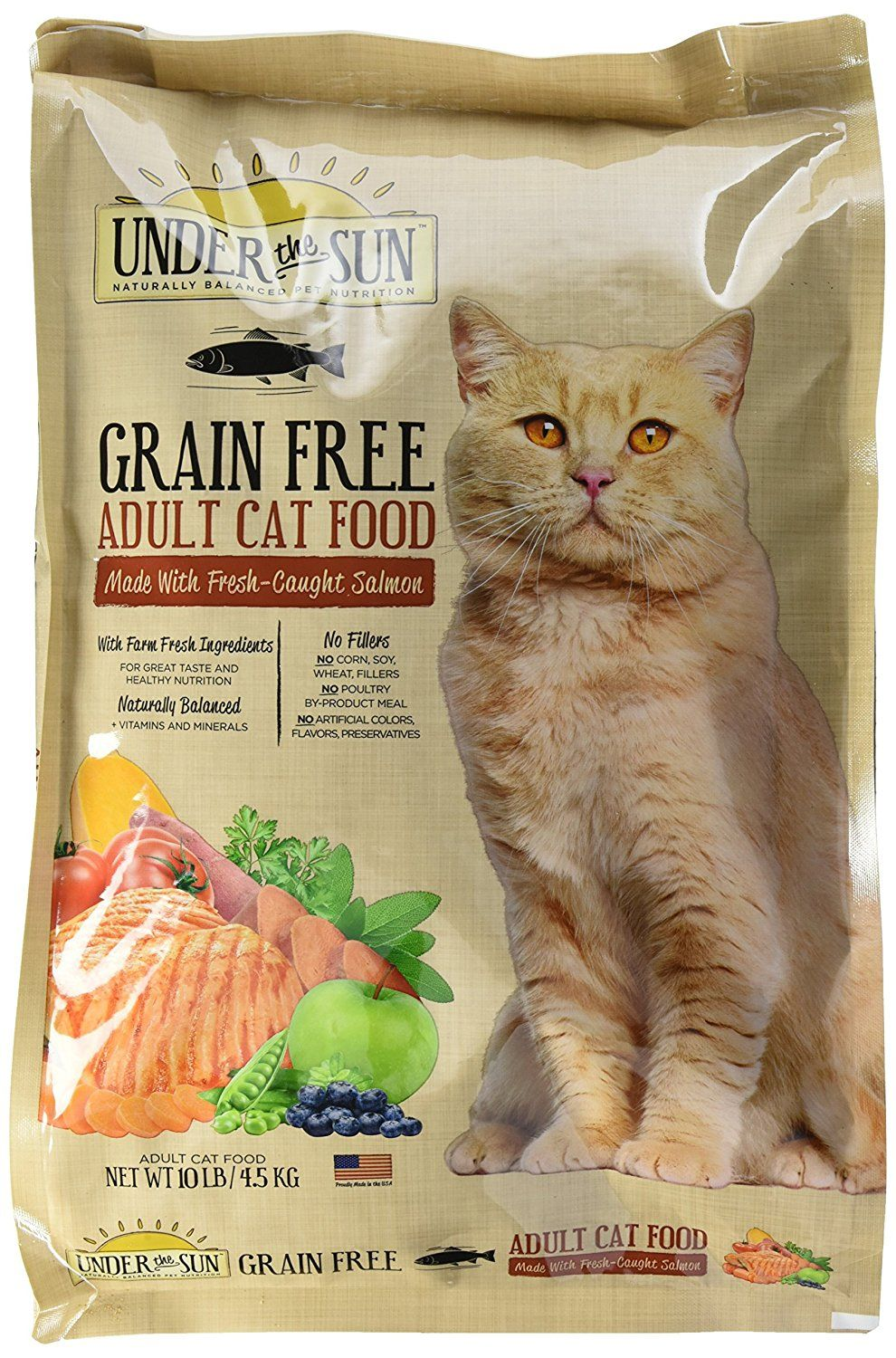 Under The Sun Grain Free Dry Cat Food You Can Get More Details Here Best Cat Food Dry Cat Food Best Cat Food Cat Food