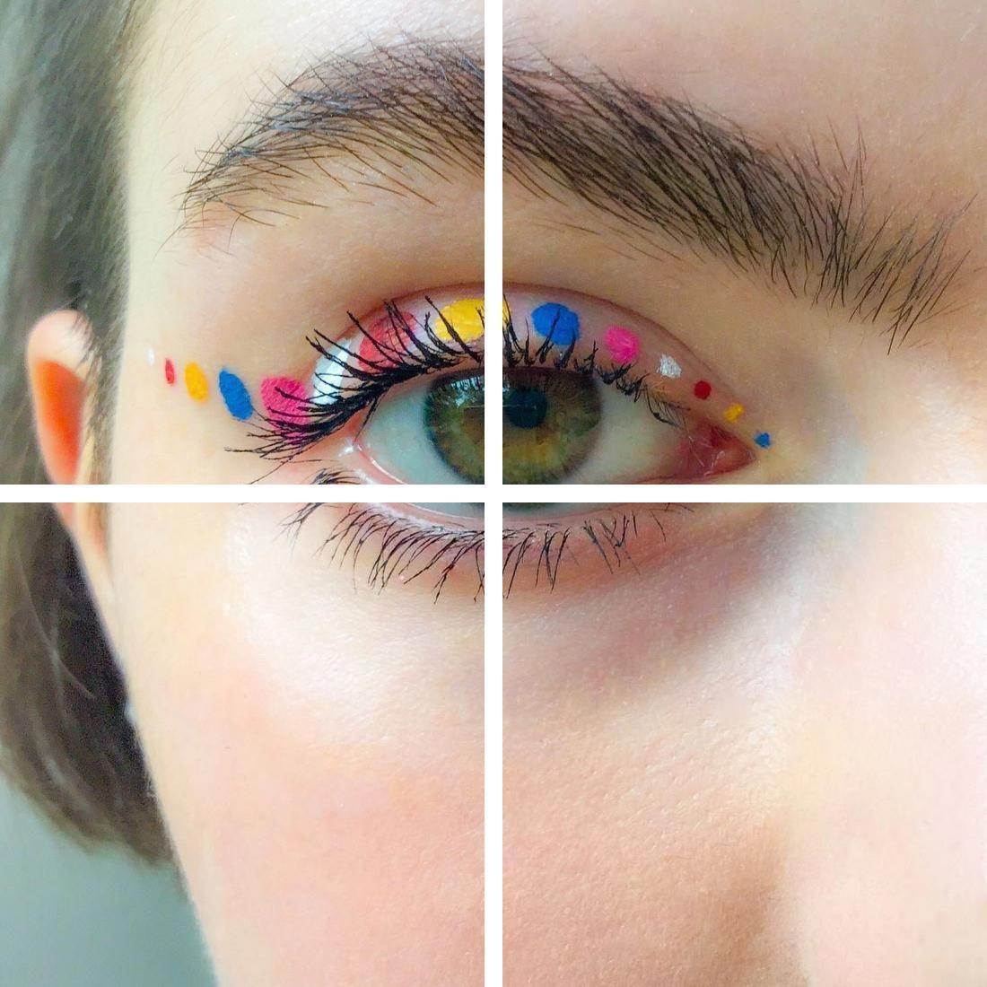 Pink Eyeshadow Palette Best Purple Eyeliner Loose