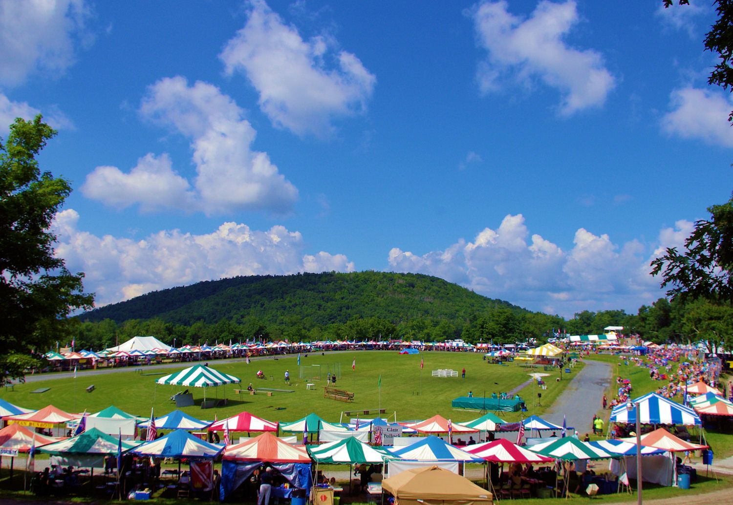 Grandfather Mountain Highland Games and Gathering of