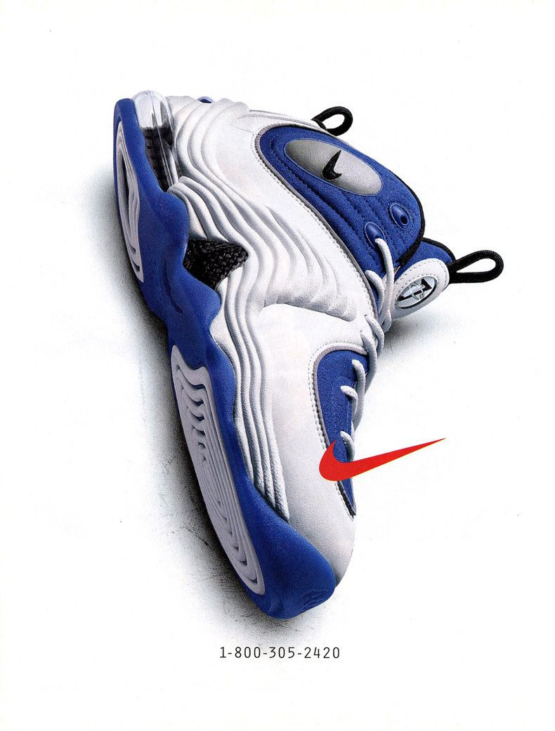big sale a7b27 7407b Air Penny 2 - best shoes from the 90s!