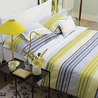 You Can T Go Wrong With Gray And Yellow As Evidenced By The Sale Alert Give Your Bedroom A Summer Refresh With These 15 Be Home Decor Home Bedroom Makeover