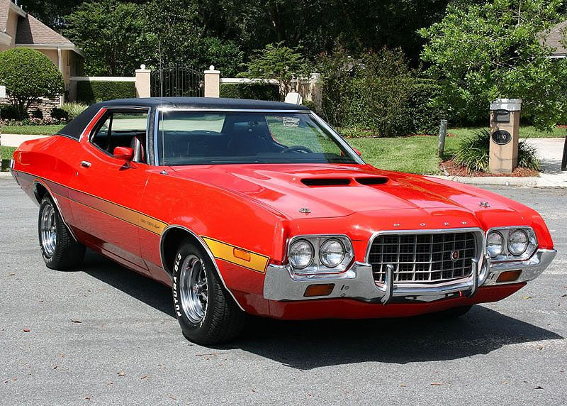 1972 Ford Gran Torino Gt Sport Classic Cars Cars For Sale Ford America