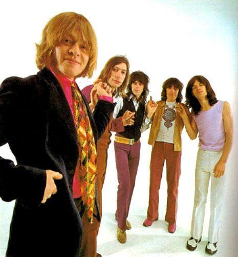 Brian Jones last Rolling Stones photo session