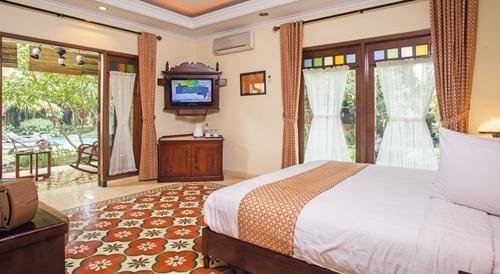 Interior Kamar Tidur Bali  kamar tidur duta garden hotel di jogja luas dan nyaman