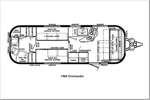 1969 27 Overlander Airstream Google Search Airstream