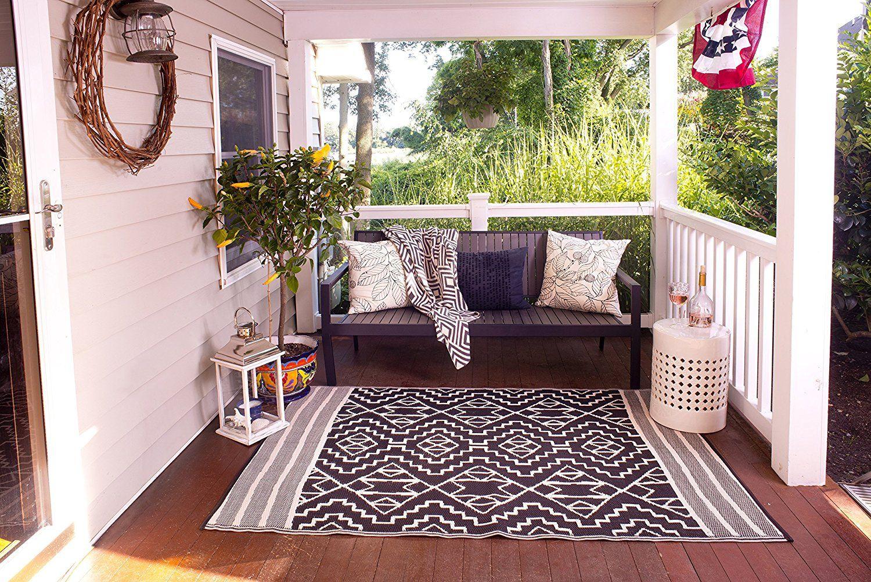 Amazon Com Fab Habitat Reversible Indoor Outdoor