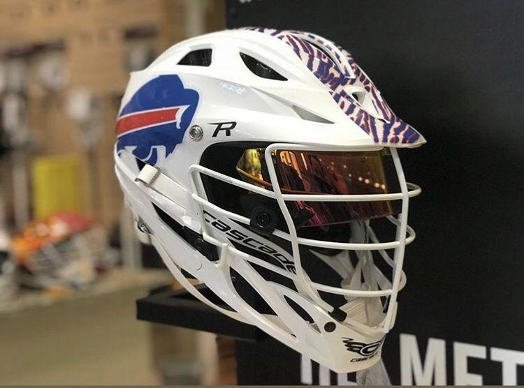 football helmet visor clear