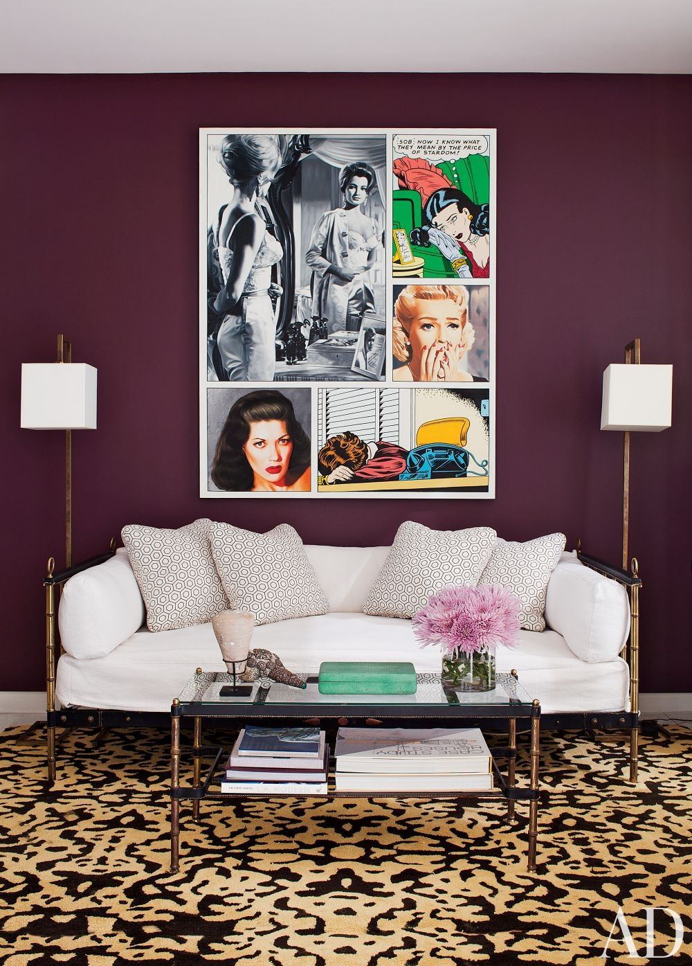 Stylish daybeds add unique personality to these stunning spaces from our archives