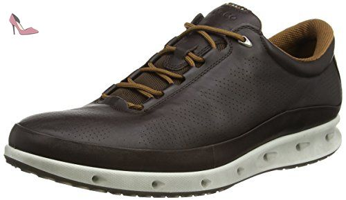 Ecco Cool, Chaussures Multisport Outdoor Homme - Ivoire (oyester/petrol59555), 46 EU