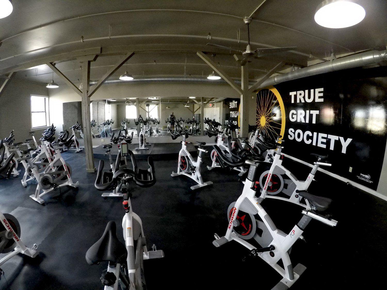 True Grit True Grit Stationary Bike Gym Equipment