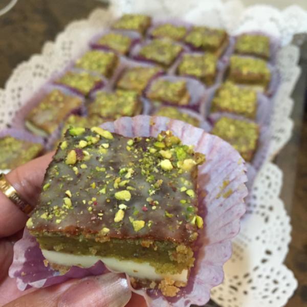 حلى الفستق Delicious Pistachio Bites Recipe Middle Eastern Recipes Desserts Recipes