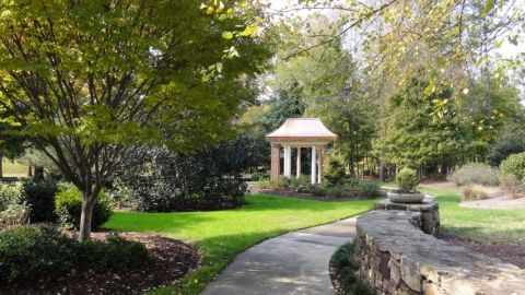 Exceptional Tanger Family Bicentennial Gardens In Greensboro, N.C.