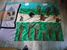Et cric et crac... roule galette en raconte-tapis http://camdreybricolent.canalblog.com/