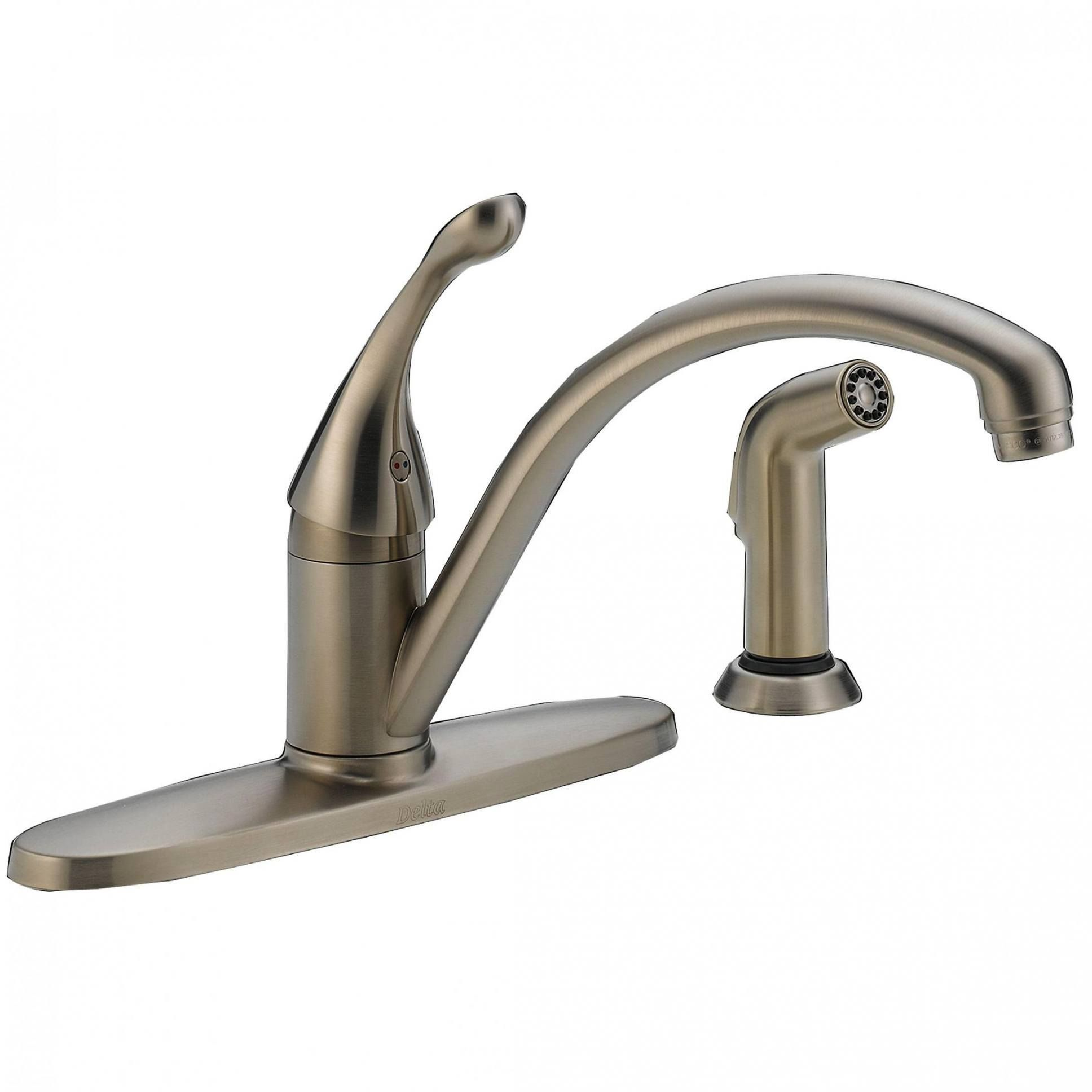 Baypointe Faucets | Faucet and House