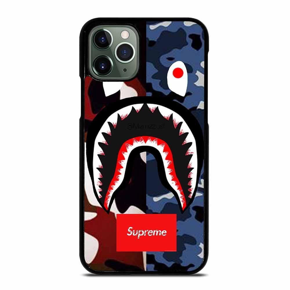 Bape Camo Supreme New Iphone 11 Pro Max Case