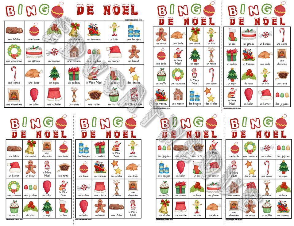 Bingo noel google search no l pinterest cole coins et no l - Grille de bingo a imprimer gratuit ...