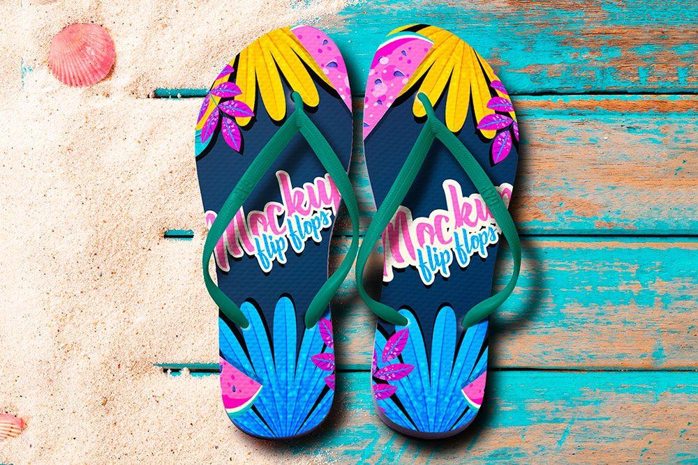 8fede679b Free Download Flip Flops Mockup  Flip  Flops  Mockup