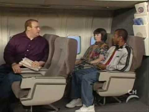 This was one of my favorite episodes(: Mad Tv Ms Swan On The Airplane (#
