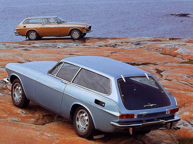 Volvo P1800es Volvo Volvo Wagon Volvo Coupe